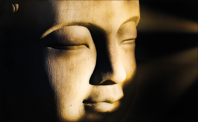 Štěstí podle Buddhy