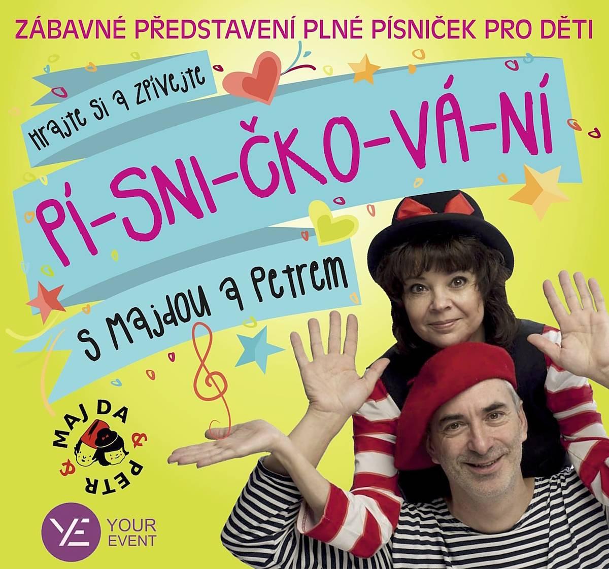 Festival pohádek: Písničkování s Majdou a Petrem