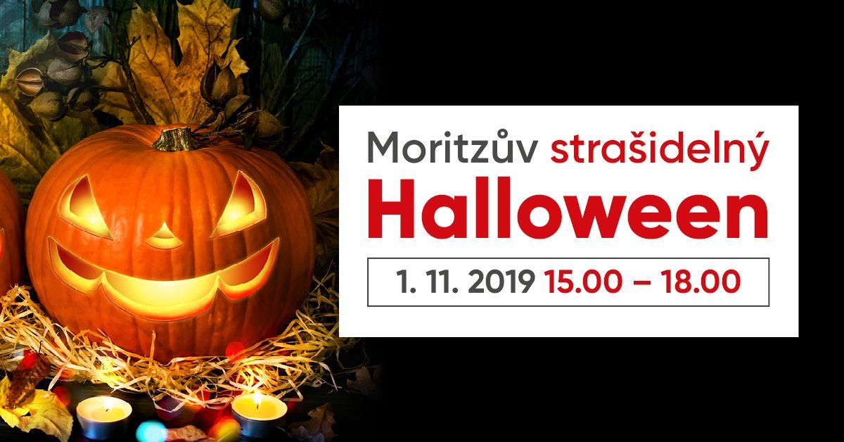 Moritzův strašidelný Halloween