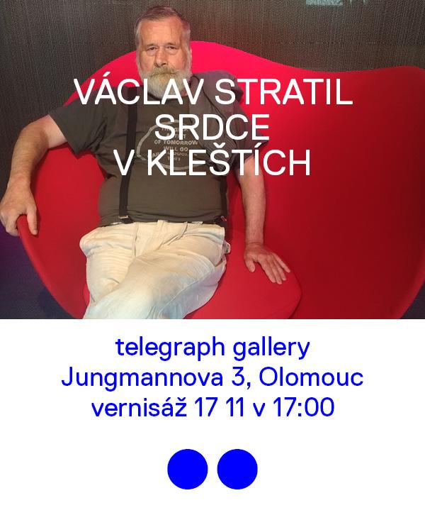Srdce v kleštích – Václav Stratil