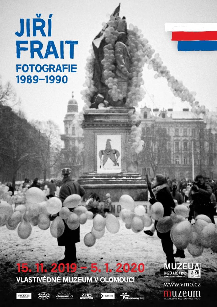 Jiří Frait – Fotografie 1989 - 1990