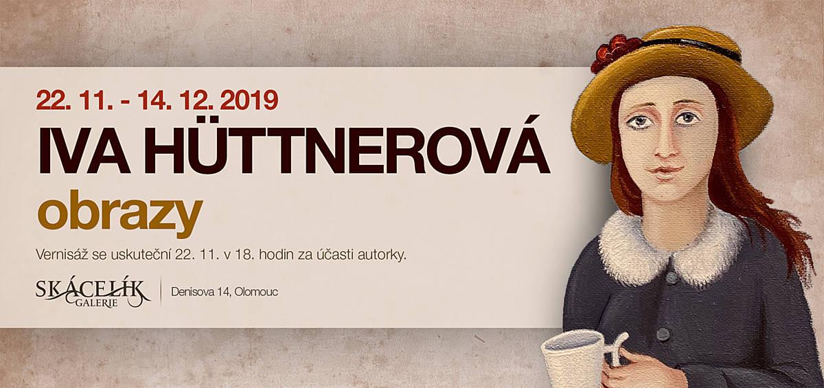 Iva Hüttnerová: obrazy