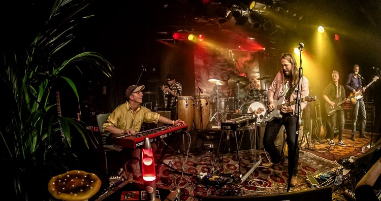Leif de Leeuw Band - The Allman Brothers band tribute