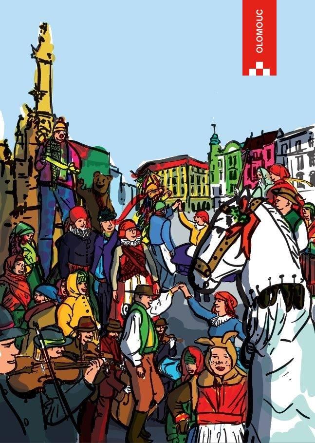 Olomoucké masopustní veselí