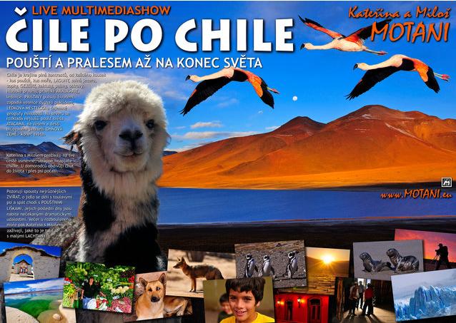 MOTANI - Čile po Chile