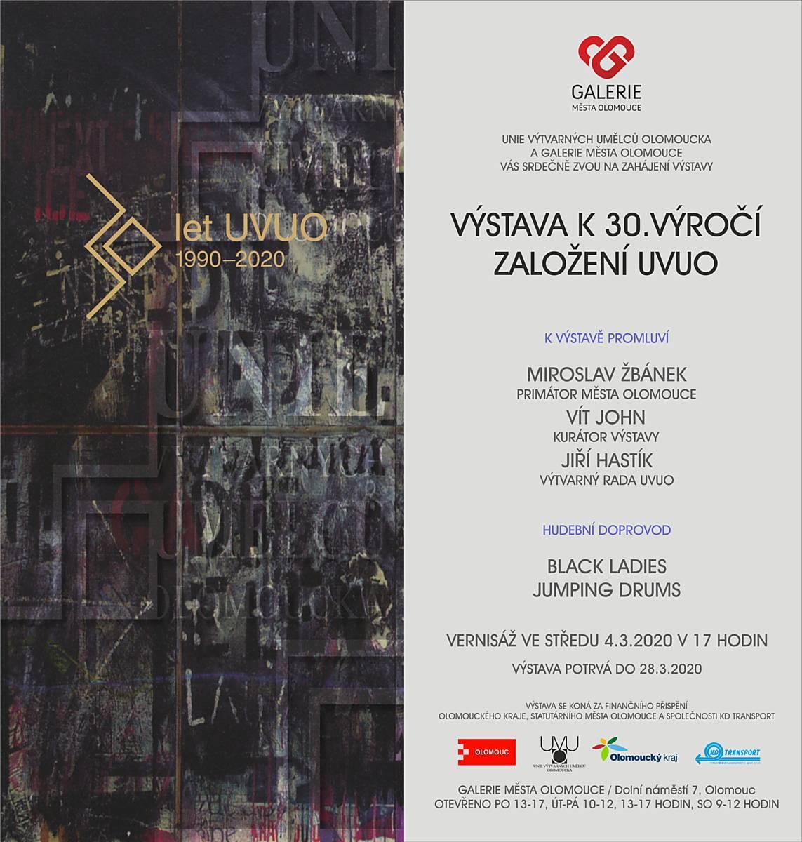 Výstava k 30. výročí založení UVUO
