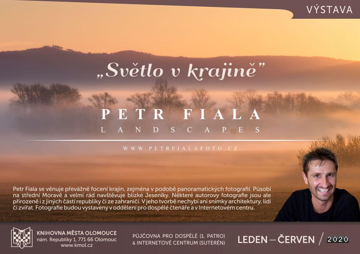 Petr Fiala – Světlo v krajině