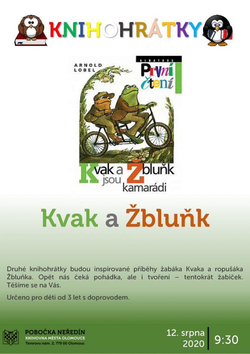 Knihohrátky v Neředíně II.