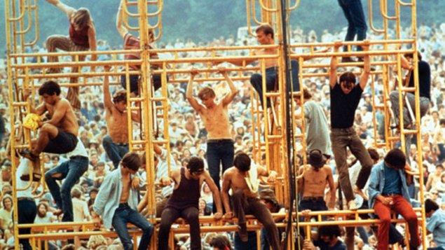 Artklub: Woodstock
