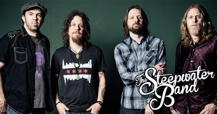 <strike>The Steepwater Band (USA)</strike> - ZRUŠENO!!!