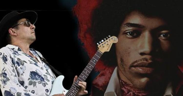 J.Hendrix 50 anniversary // Rene Lacko & DownTown