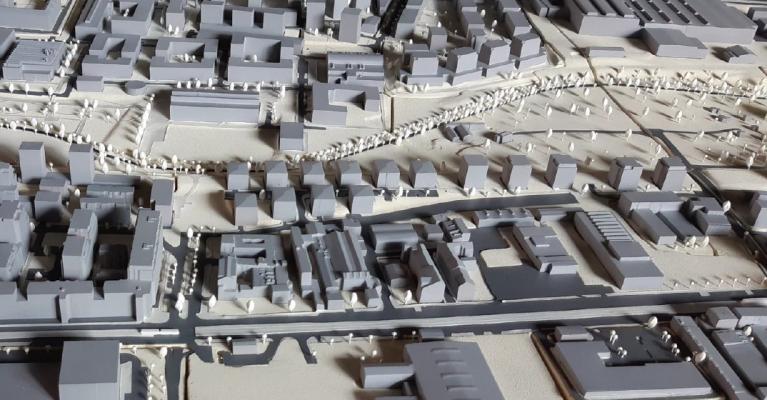 J. Hainc: Urbanismus jako architektura veřejného prostoru