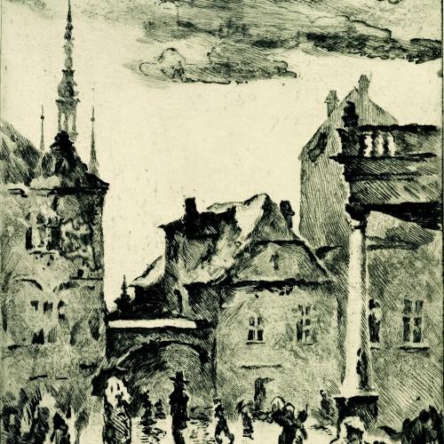 O městě, krajině, umění | Olomouc 1919–1989