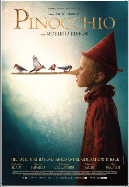 <strike>Pinocchio</strike> - ZRUŠENO