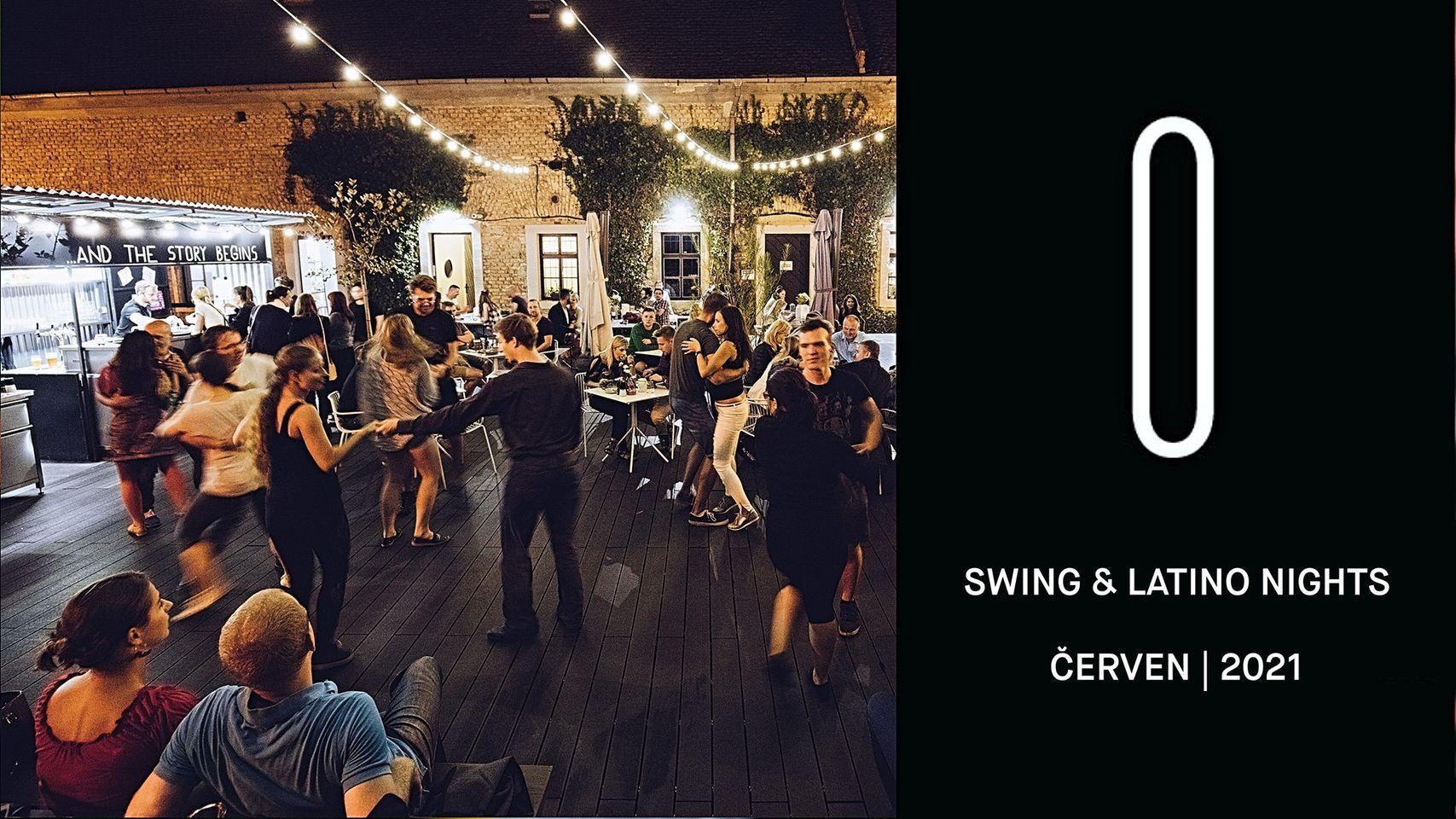 Swing & Latino Tančírny