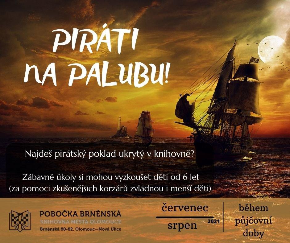 Piráti na palubu!
