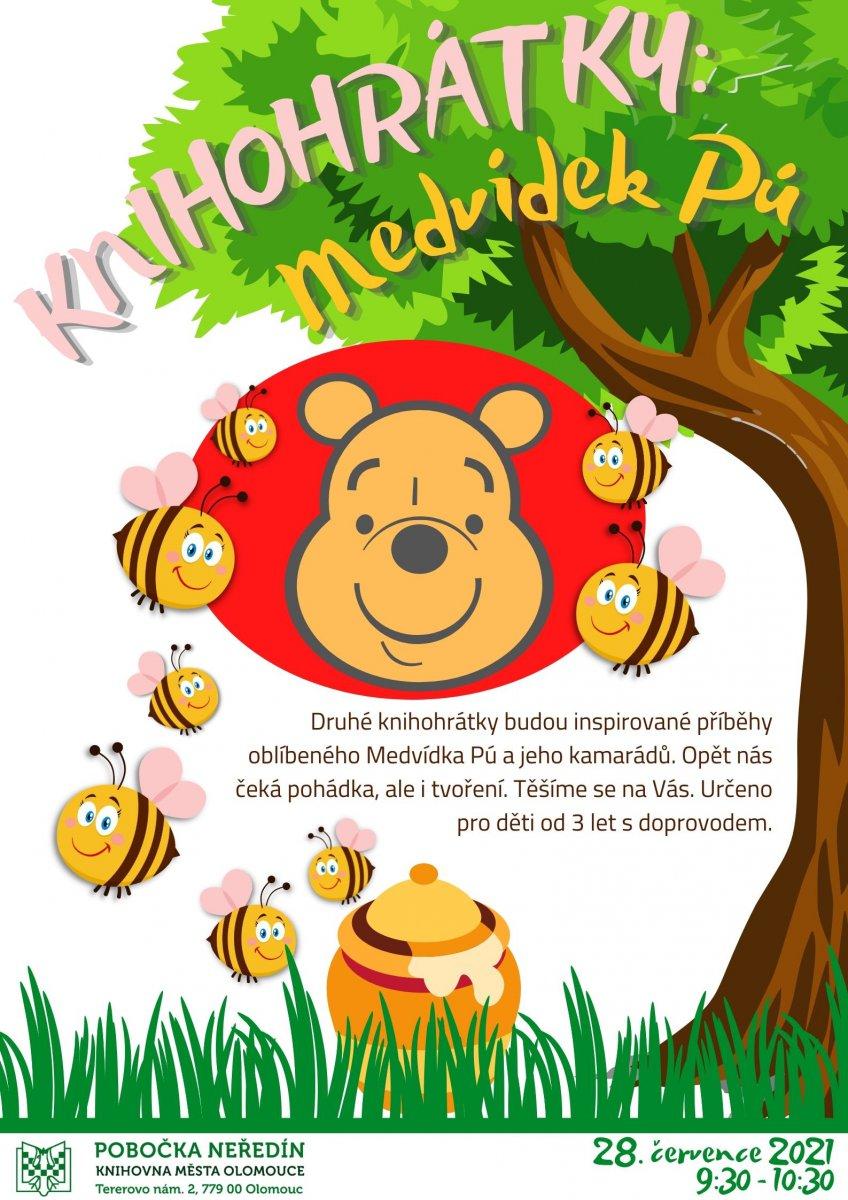 Knihohrátky: Medvídek Pú