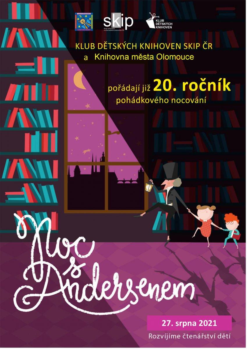 Noc s Andersenem 2021