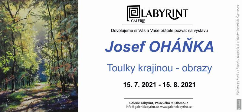 Josef Oháňka: Toulky krajinou
