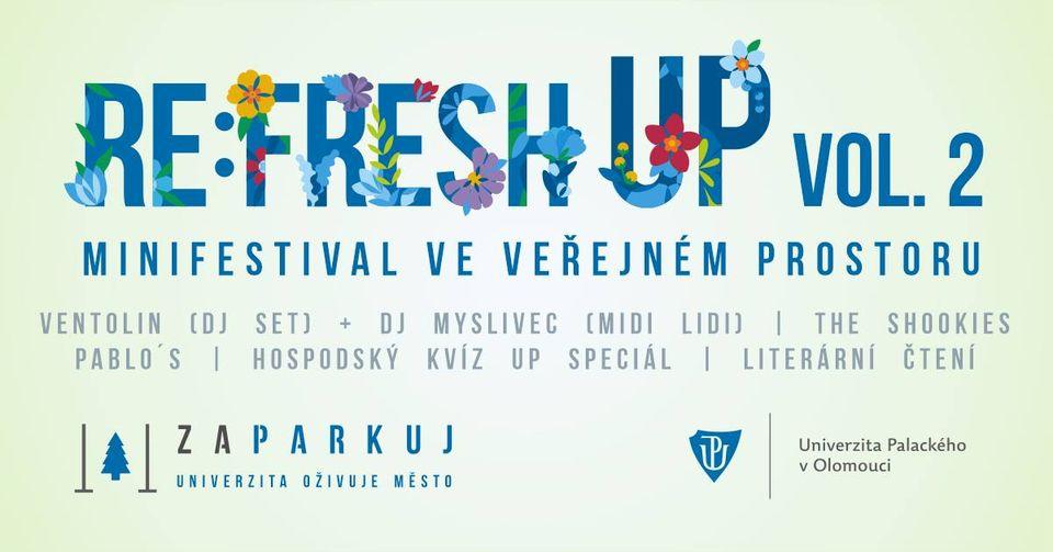 Re:Fresh UP vol. 2