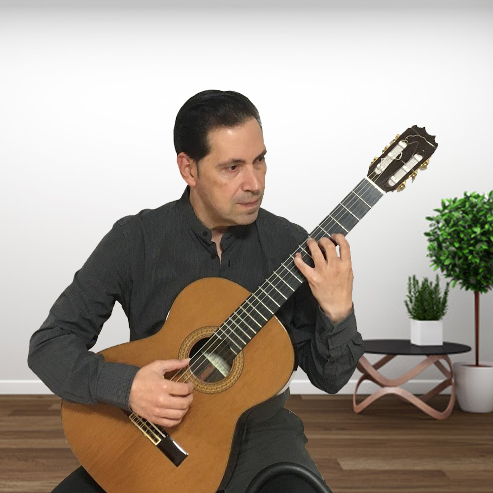 Kytarový recitál Carlose Jaramillo
