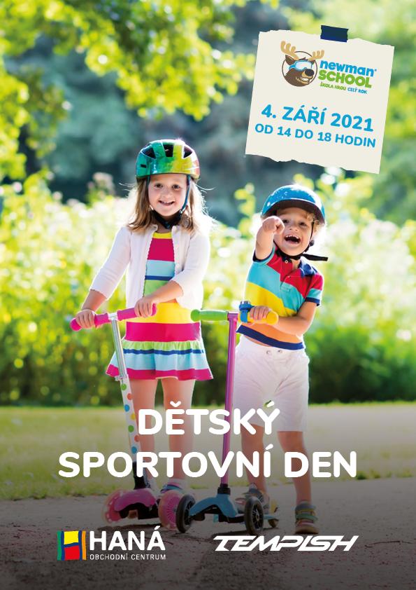 Dětský sportovní den