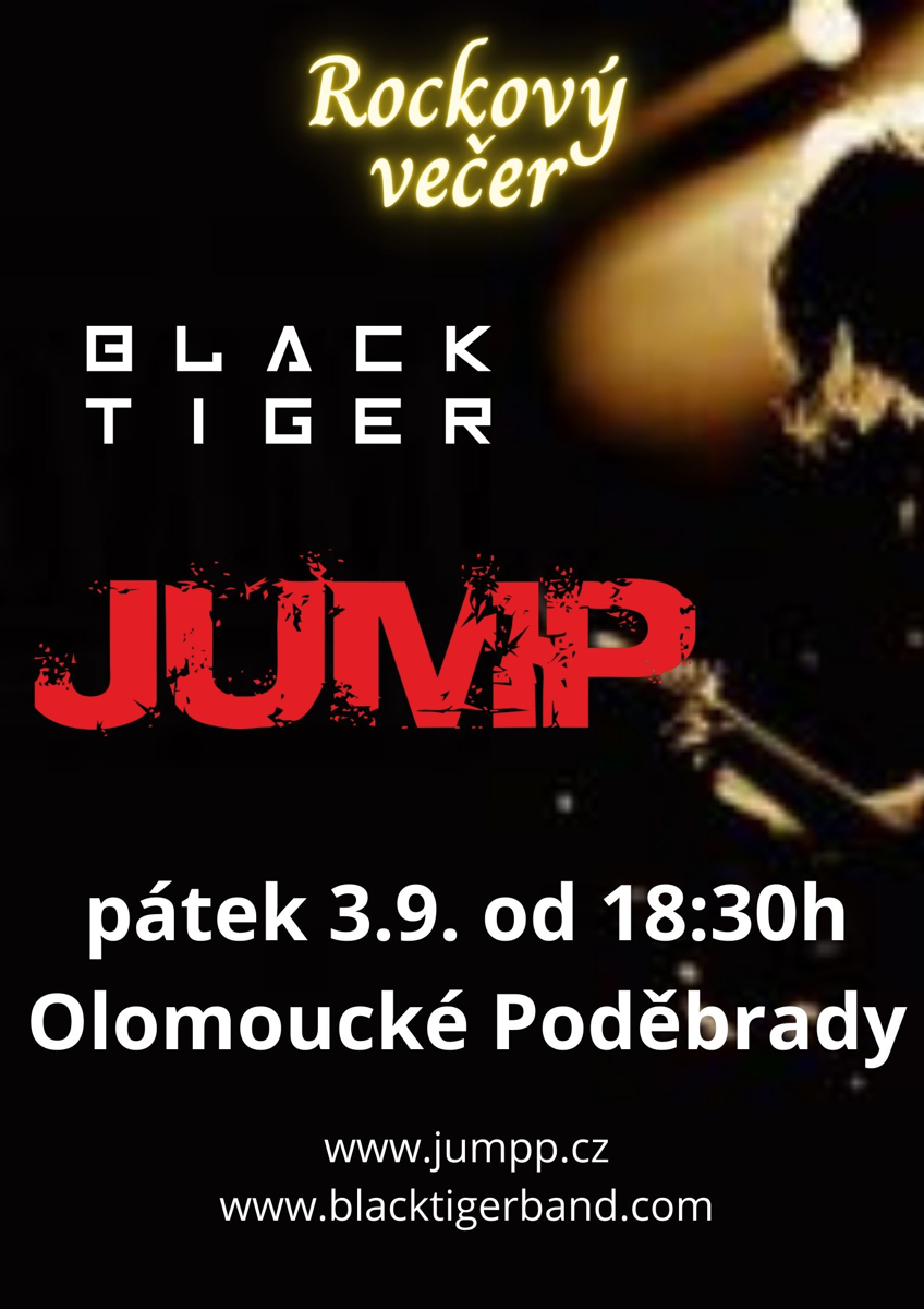 Black Tiger a  JUMP
