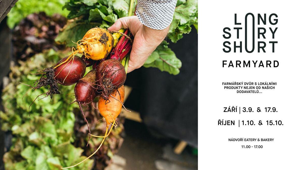 FARMYARD - Farmářský dvůr