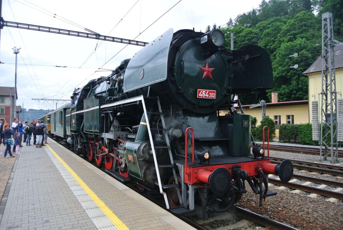 Regionální den železnice