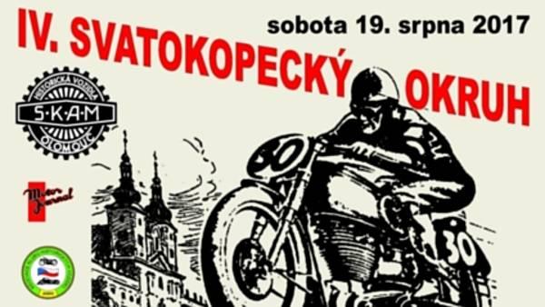 IV. Svatokopecký okruh  - vzpomínkové setkání historických automobilů a motocyklů