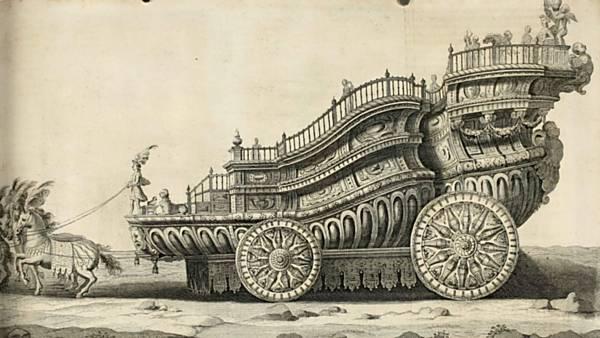 Koně vpiškotech: Slavnosti na dvoře císaře Leopolda I.