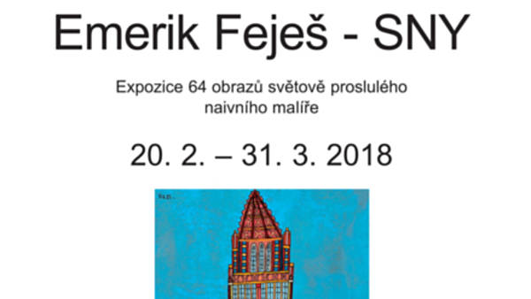 Emerik Feješ - SNY