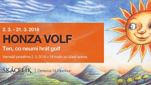 Honza Volf: Ten, co neumí hrát golf