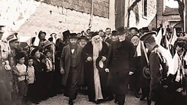 Výstava Masaryk ve Svaté zemi