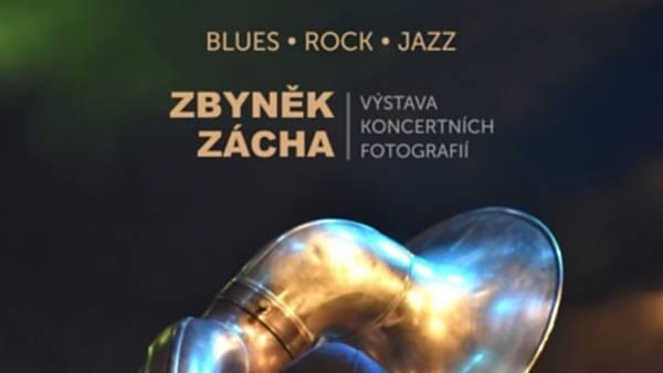 Výstava fotografií Zbyňka Záchy - Blues rock jazz
