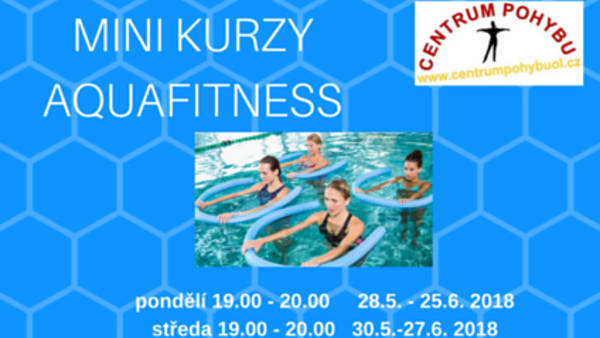 MINI Kurz: Aquafitness
