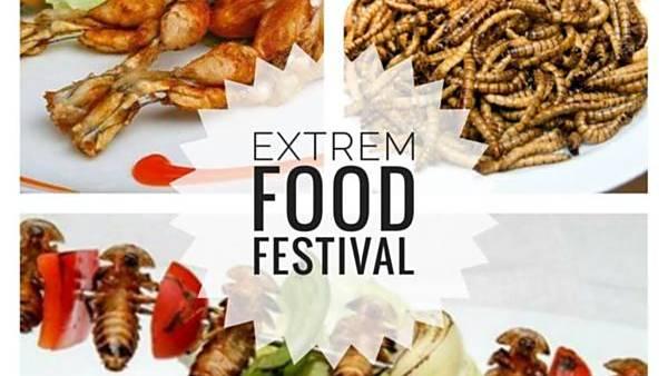 Extrem food festival Olomouc 2018