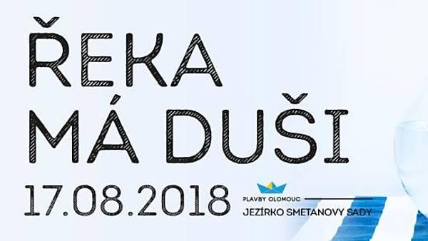 Festival Řeka má duši 2018