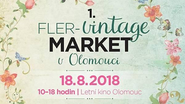 Fler & Vintage Market Olomouc