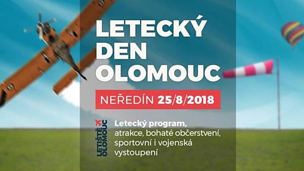Letecký DEN Olomouc