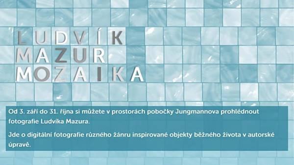 Ludvík Mazur – Mozaika