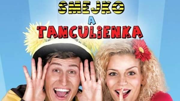 Smejko a Tanculienka- Kuk, ani muk