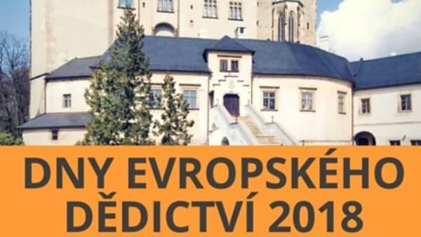 Dny evropského dědictví na hradě Šternberk