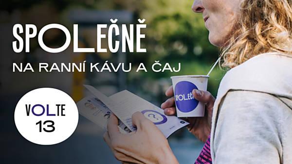 Ranní káva a čaj spOLečně na Trnkově