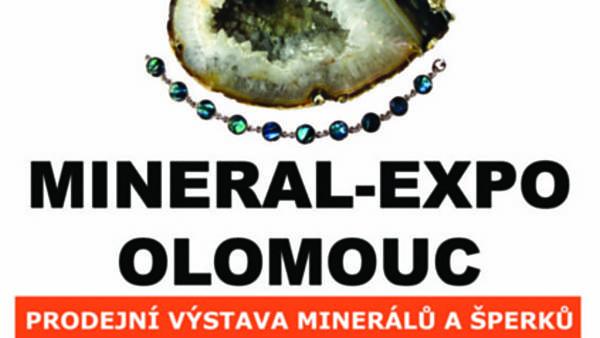MINERAL-EXPO Olomouc