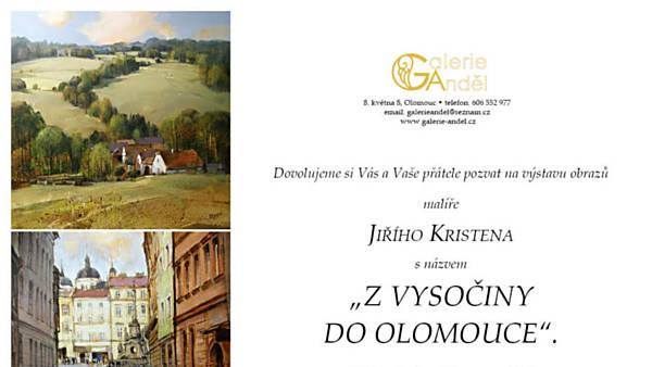 Z Vysočiny do Olomouce
