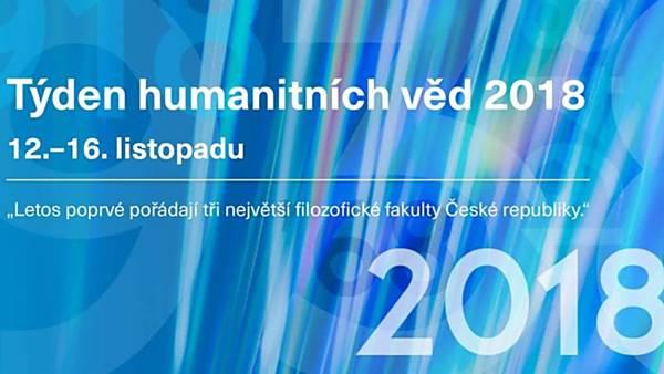 Týden humanitních věd 2018