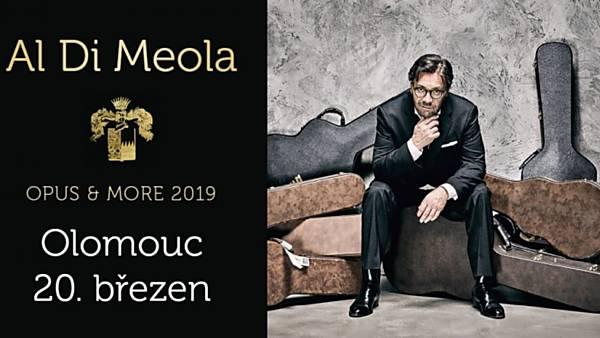 Al Di Meola - Opus&More 2019