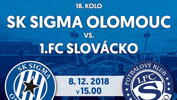 SK Sigma Olomouc vs. 1.FC Slovácko