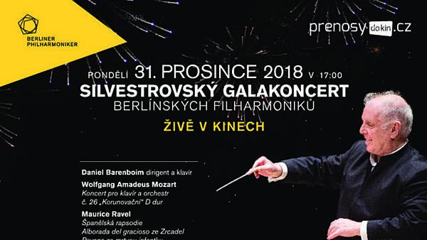 Silvestrovský galakoncert Berlínské filharmonie